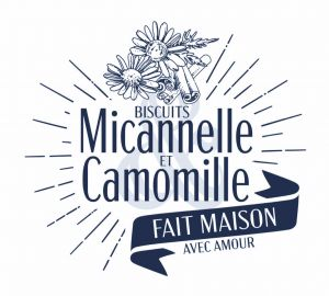 Logo - Micannelle & Camomille